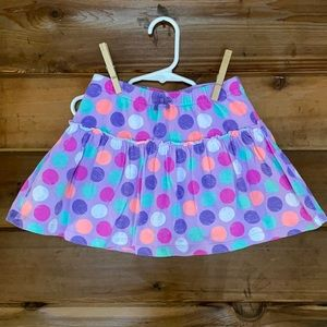 Jumping Beans Scooter Skirt (Size 6)